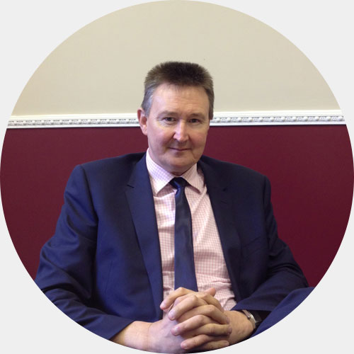 Solicitor Tim Seal, Rotherham, South Yorkshire