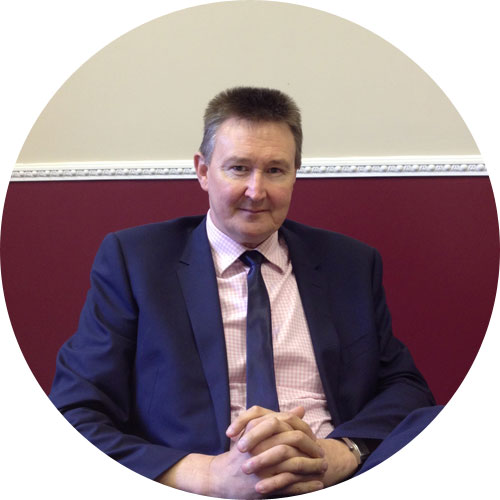 Solicitor Tim Seal, Mexborough